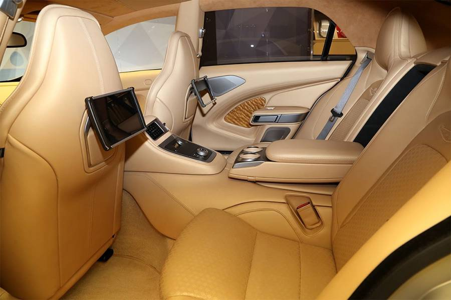 Aston Martin Lagonda — седан за 1 миллион долларов - цена ...