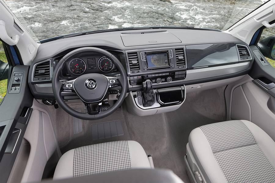 Фото салона Volkswagen California T6 2015-2016 года