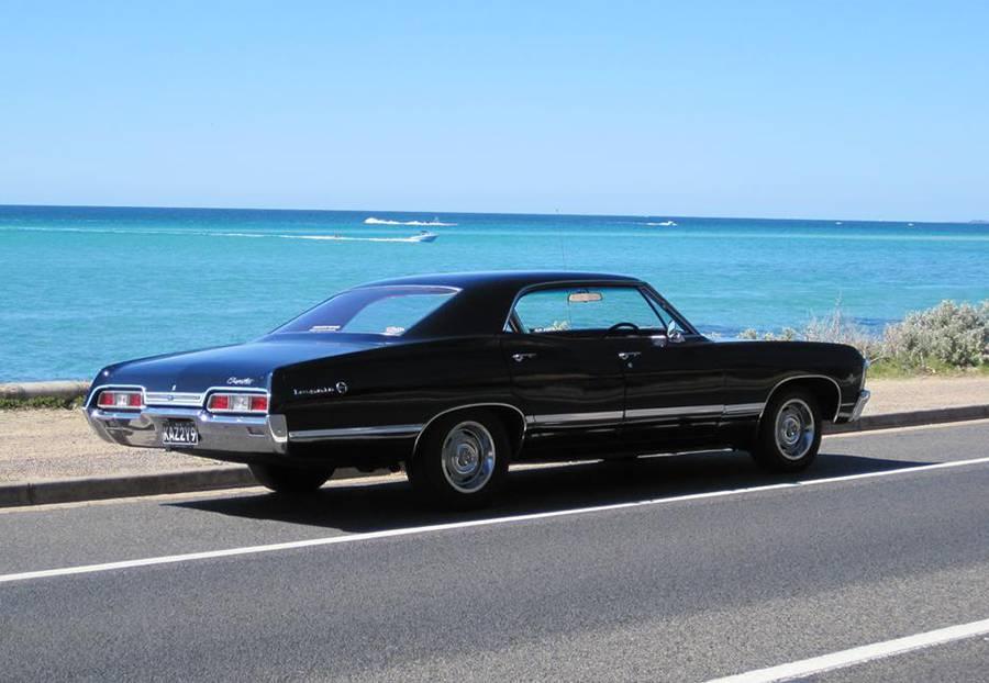 Фото Chevrolet Impala 1967-го года