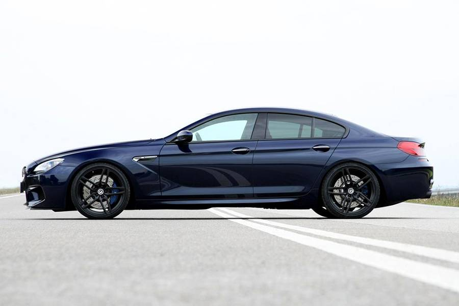 Фото BMW M6 Gran Coupe от ателье G-Power