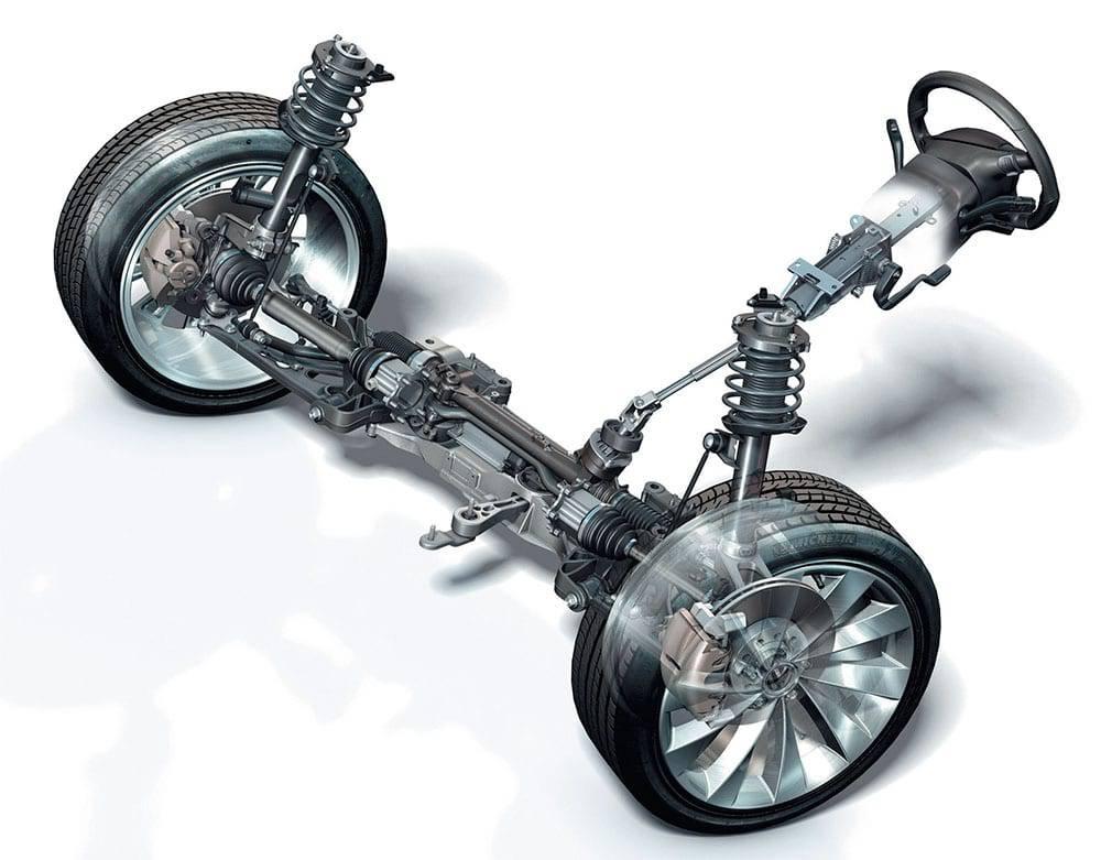 Фото рулевого механизма