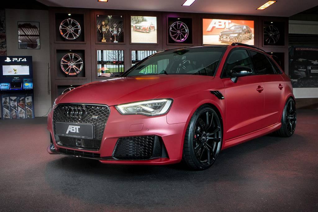 Фото Audi RS3 Sportback II от ABT Sportsline