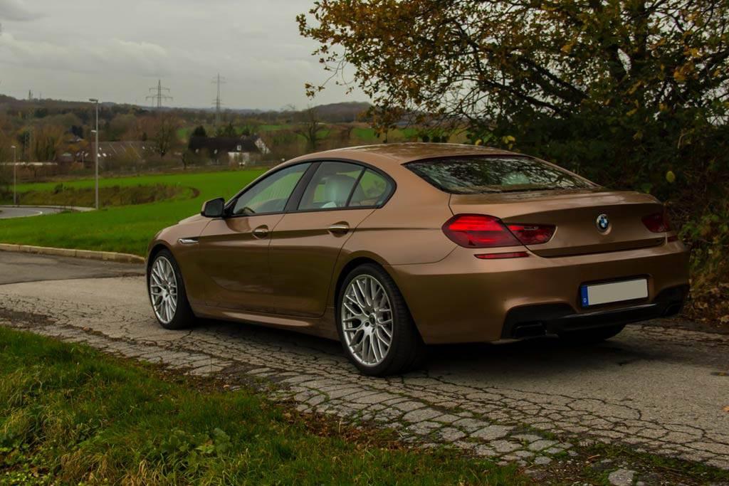 Фото BMW 650i Gran Coupe от Noelle Motors