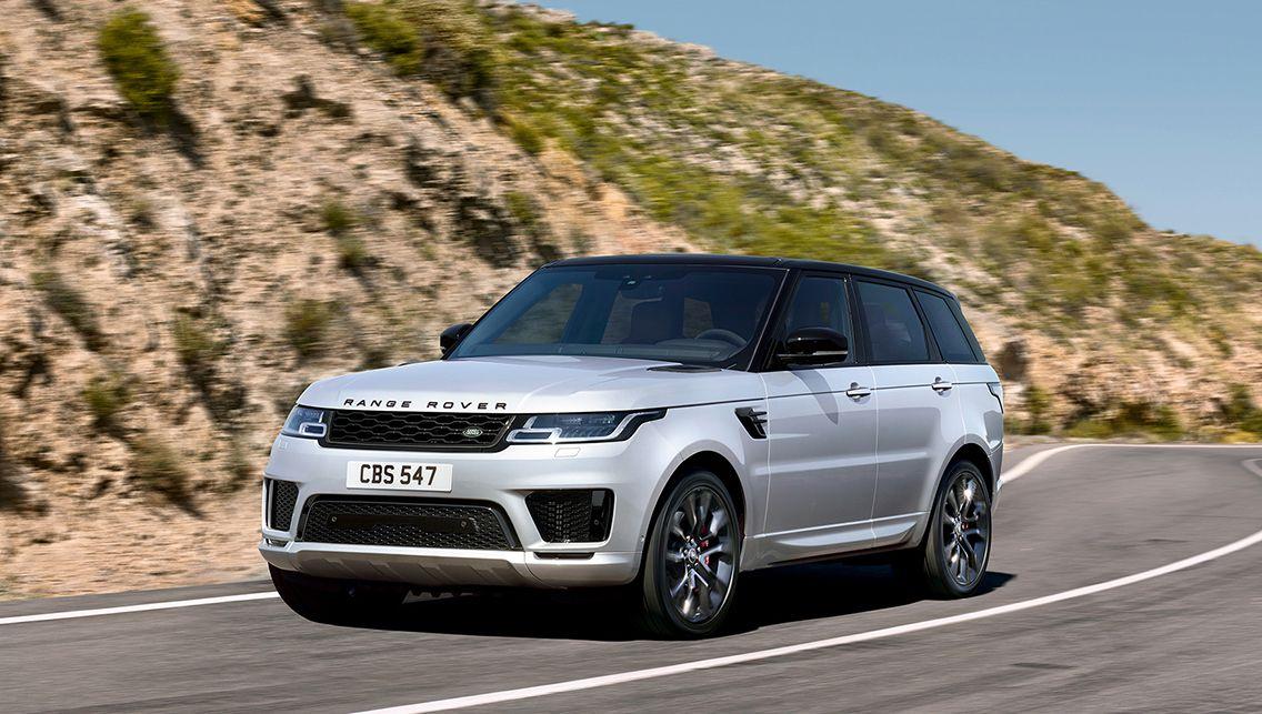 Внедорожник Range Rover Sport HST 2019-2020 модельного года