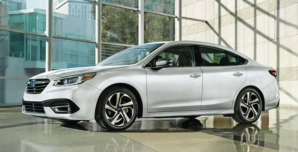 седан 7 поколения Subaru Legacy 2020-2021
