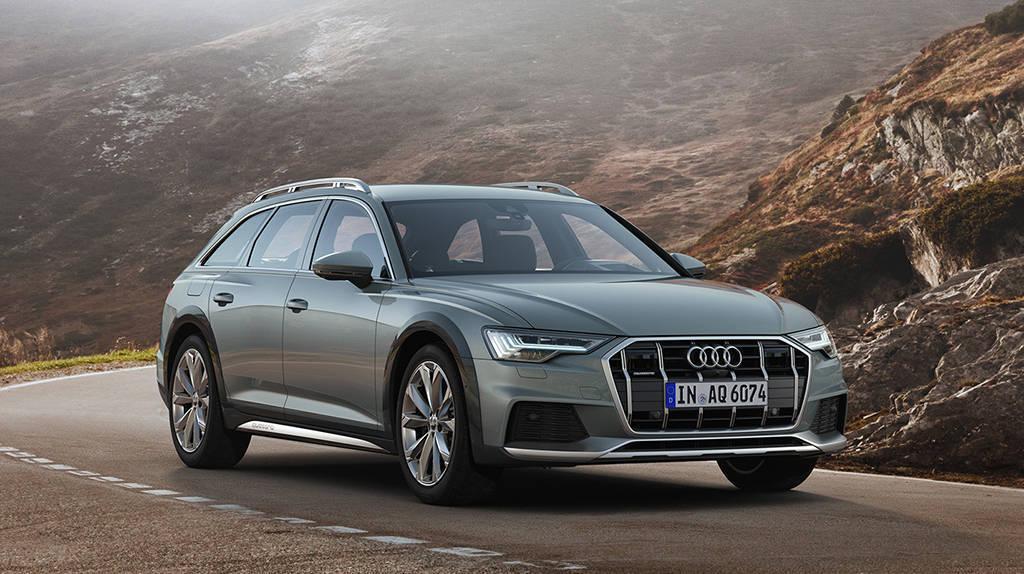 Универсал Audi A6 allroad quattro 2020