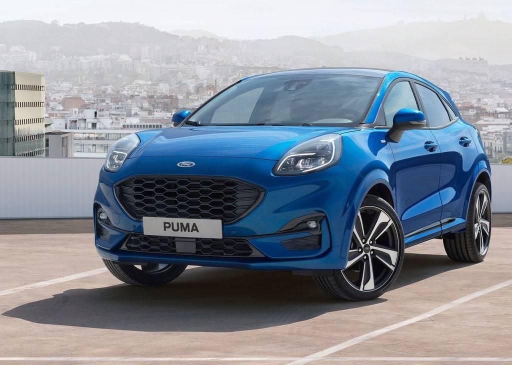 Ford_Puma_2019 - новый кроссовер