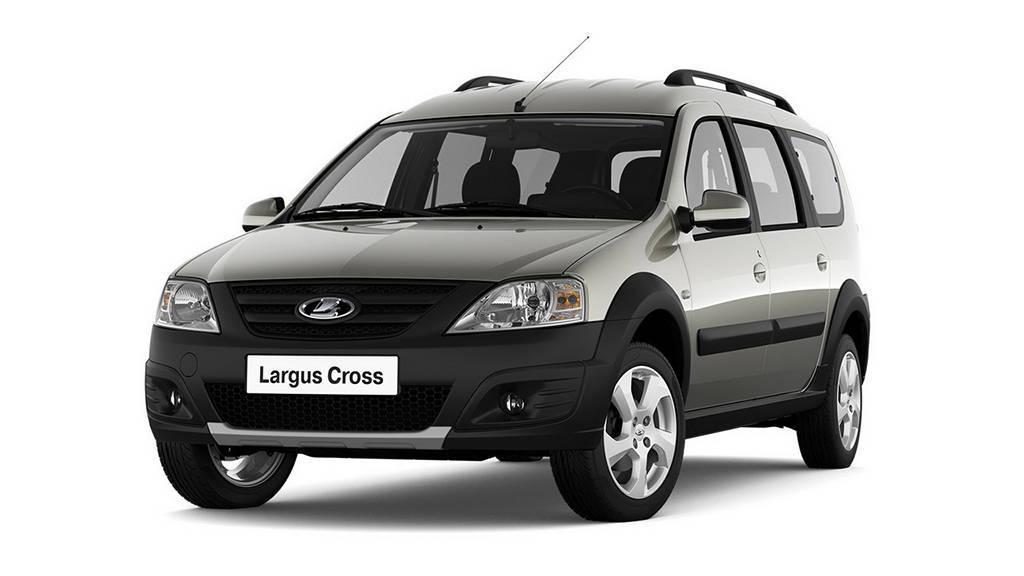 Обновленные фургон и универсал Лада Ларгус 2019-2020