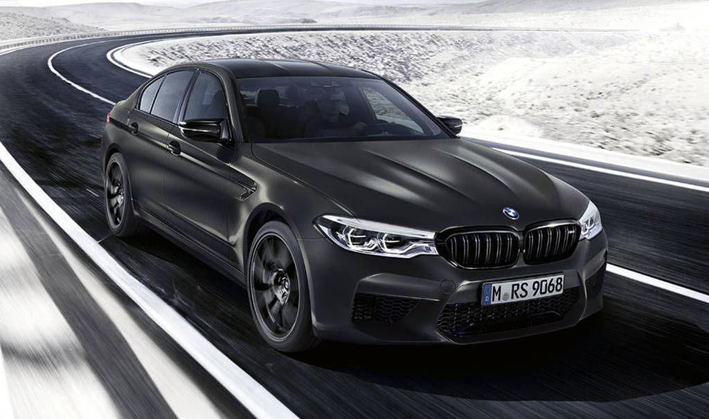 Спортивный седан BMW M5 Edition 35 Years 2019-2020
