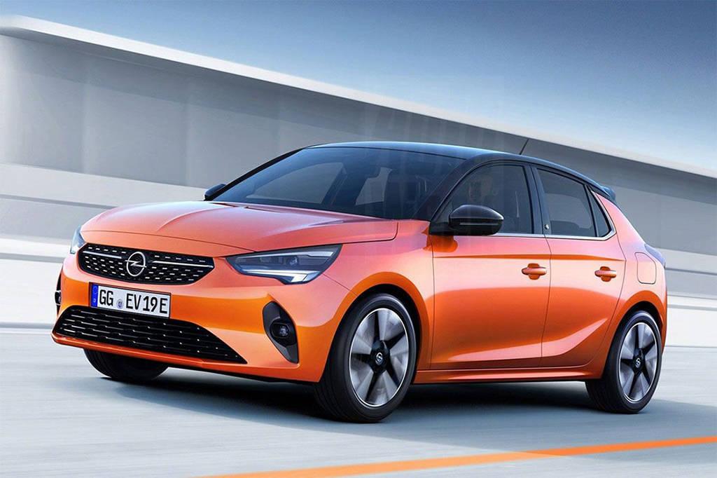 Новый Opel Corsa 2019-2020 6 поколения