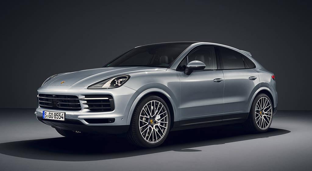 Кроссовер Porsche Cayenne S Coupe 2019-2020