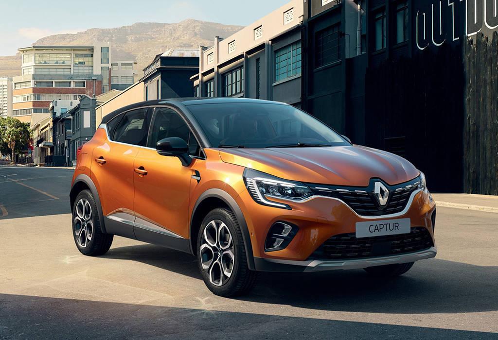 Бюджетный кросовер Renault Captur 2019-2020 второго поколения