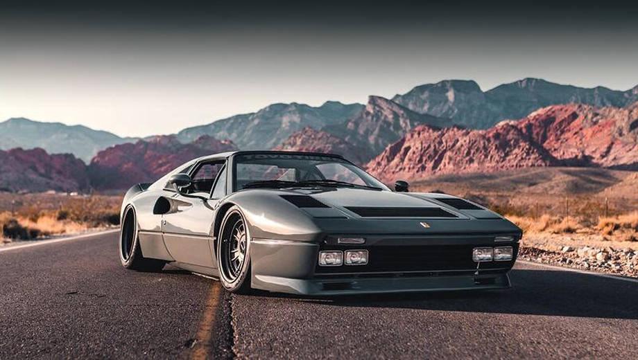 Суперкар Casil BB3X8 FDP созданный на основе на основе Ferrari 328