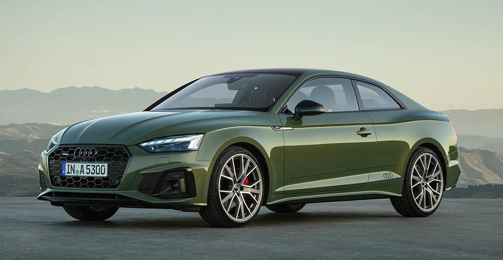 Обновленное семейство Audi А5 2019-2020