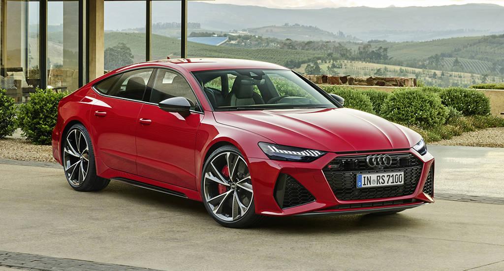 Спортивный лифтбек Audi RS7 Sportback 2019-2020