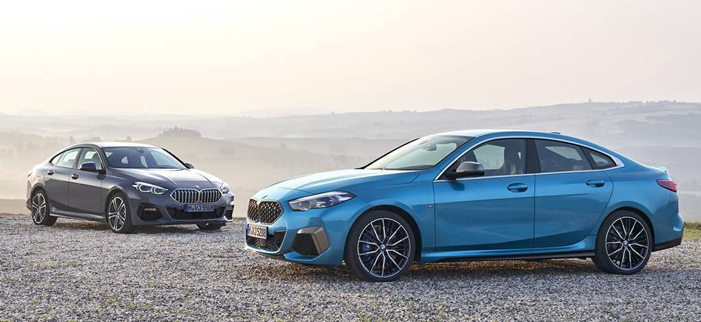 Седан BMW 2-Series Gran Coupe 2020-2021