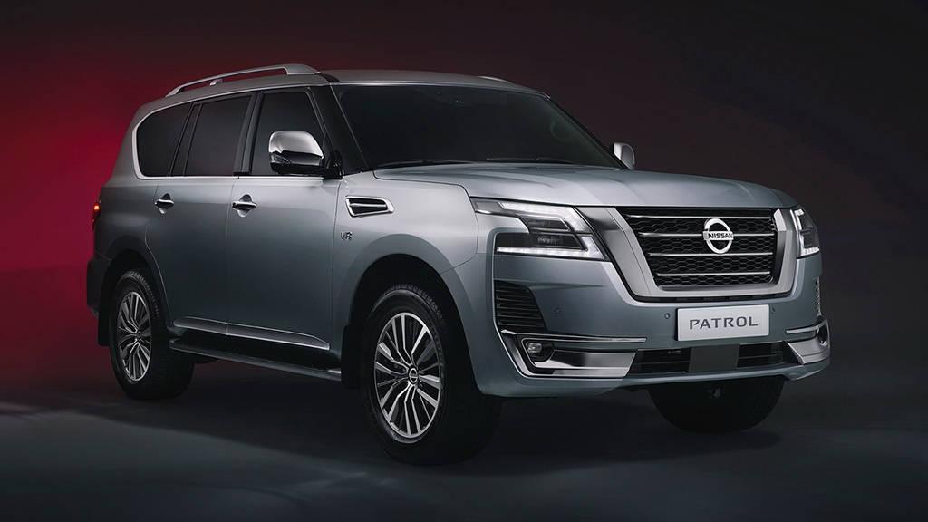 Обновленный внедорожник Nissan Patrol 2019-2020