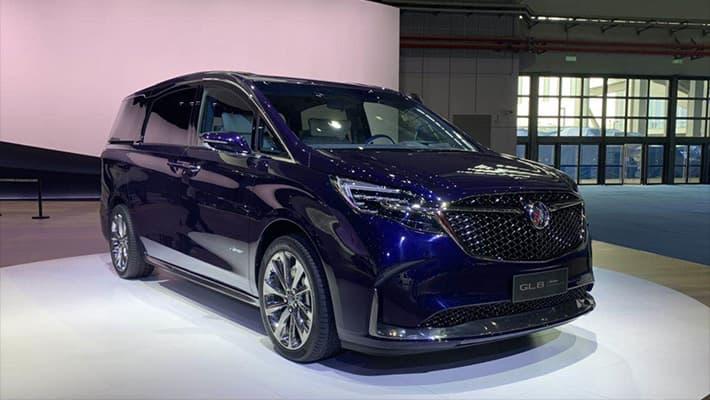 Роскошный минивэн Buick GL8 Avenir 2020