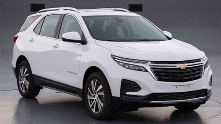 Обновленный кроссовер Chevrolet Equinox 2020