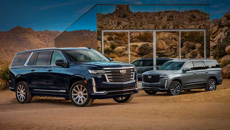 Внедорожник Cadillac Escalade ESV 2020
