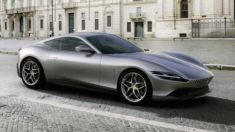 Купе Ferrari Roma 2020