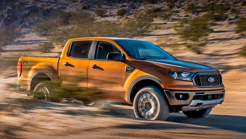 Тюнинг Ford Ranger и Ford Mustang GT