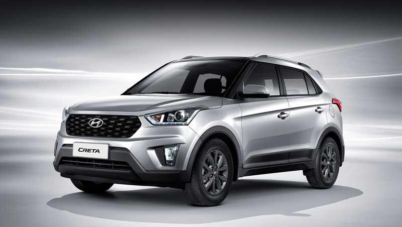 Обновленный кроссовер Hyundai Creta 2020
