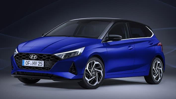 Хэтчбек Hyundai i20 третьего поколения