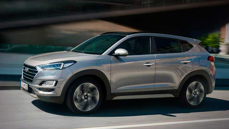 Кроссовер Hyundai Tucson Way