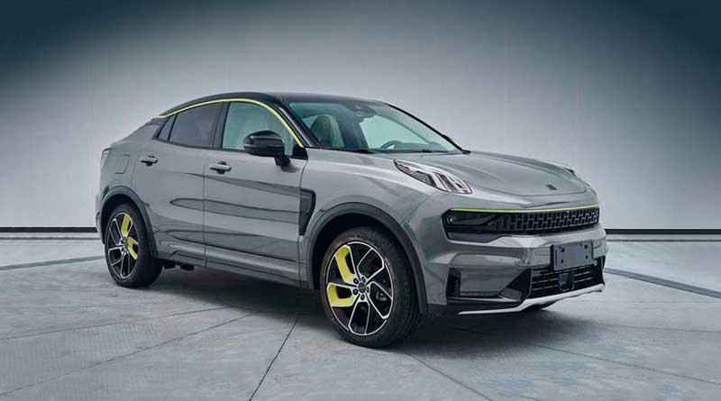 Новый купе-кроссовер Lynk & Co 05 2020