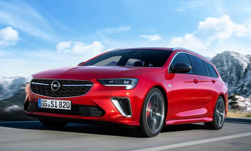 Универсал Opel Insignia 2020