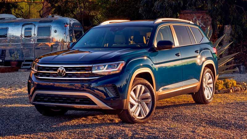 Кроссовер Volkswagen Atlas 2020