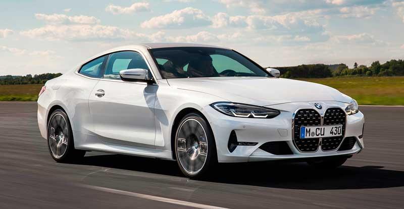 Двухдверка BMW 4-Series Coupe 2 поколения