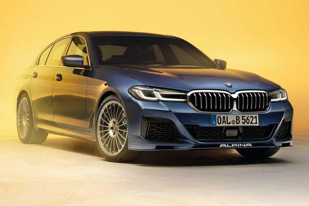 Седан BMW Alpina 2021