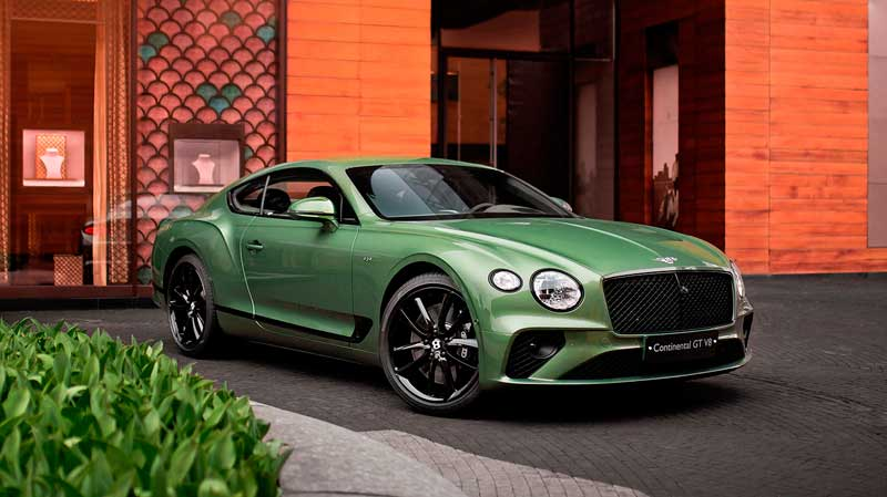 Купе Bentley Continental GT 2020
