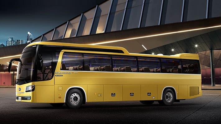 Автобус Kia Granbird Silkroad 2020-2021