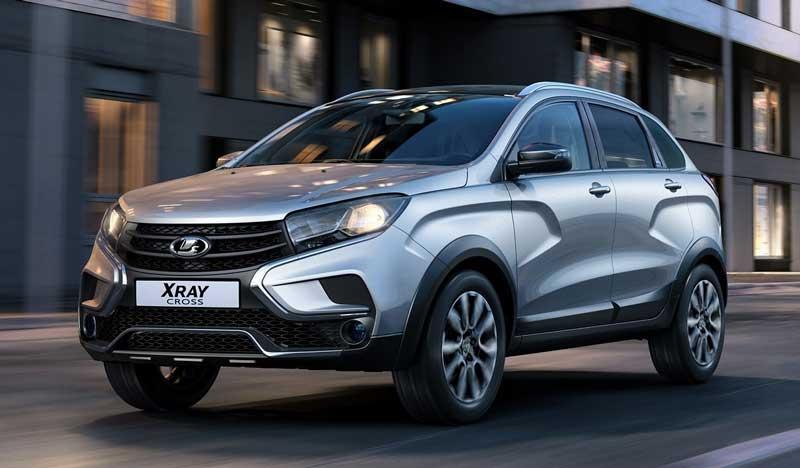 Хэтчбек Lada Xray Cross Instinct поступил в онлайн-продажу