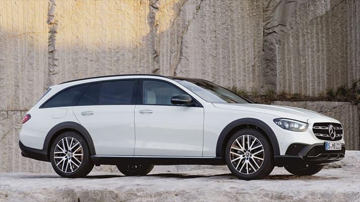Обновленный универсал Mercedes-Benz E-Class All-Terrain 2020-2021
