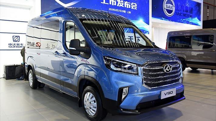 Микроавтобус SAIC Maxus V90 2020