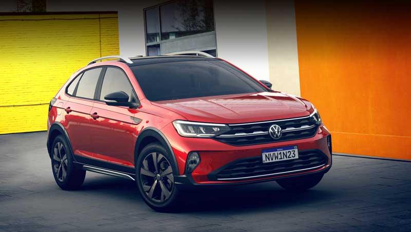 Кроссовер Volkswagen Nivus 2020-2021