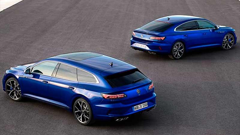 Лифтбек и универсал Volkswagen Arteon 2020-2021