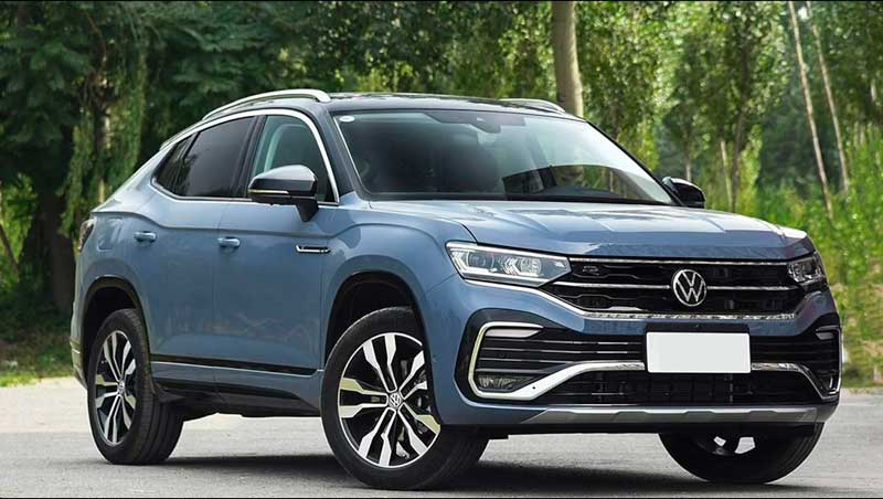 Купе-кроссовер Volkswagen Tayron X 2020-2021