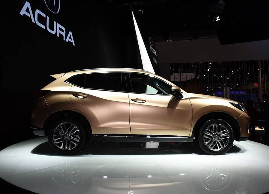 Фото Acura CDX 2016-2017 года