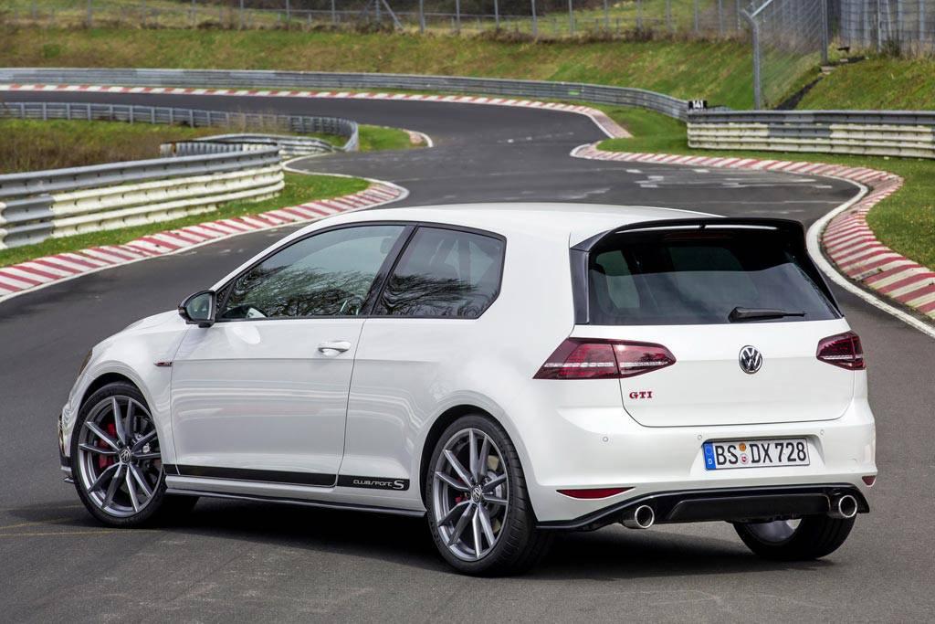 Фото VW Golf GTI Clubsport S