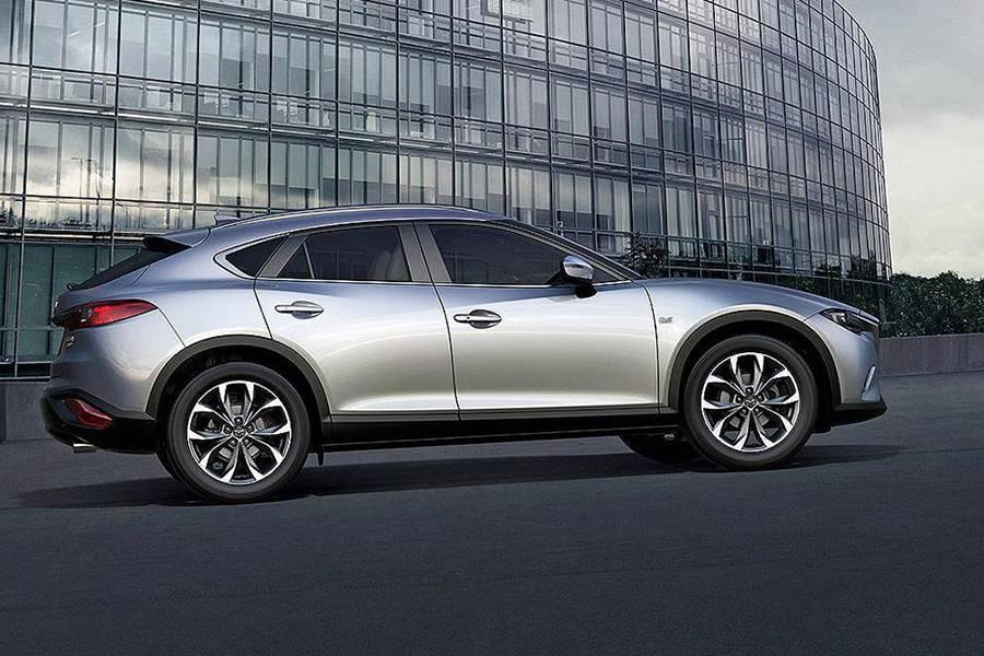 Фото Mazda CX-4 2016-2017 года