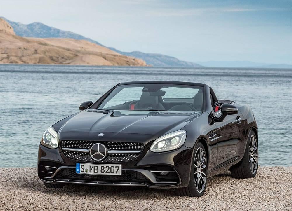Фото Mercedes-AMG SLC 43