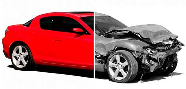 Продажа авто после аварии - фото