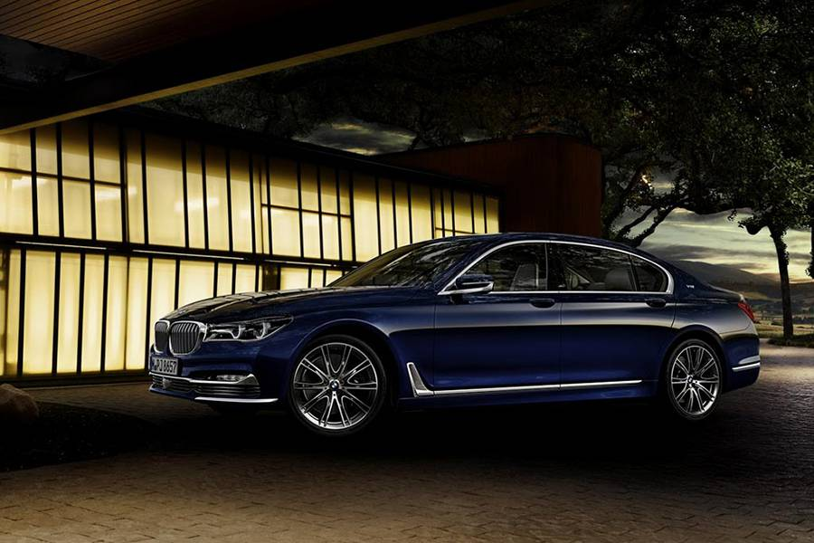 Фото BMW 7-Series The Next 100 Years