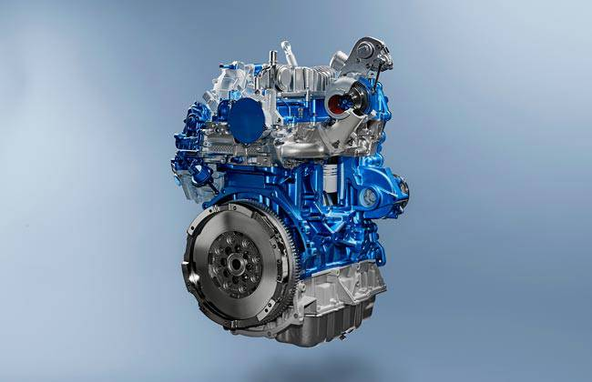 Новый 2,0-литровый двигатель Форд EcoBlue
