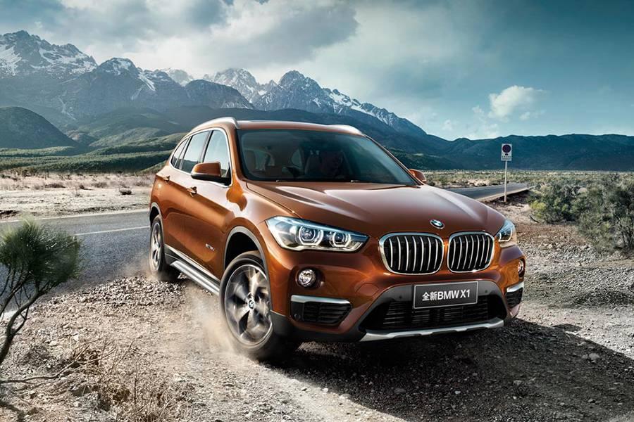 Фото BMW X1 L